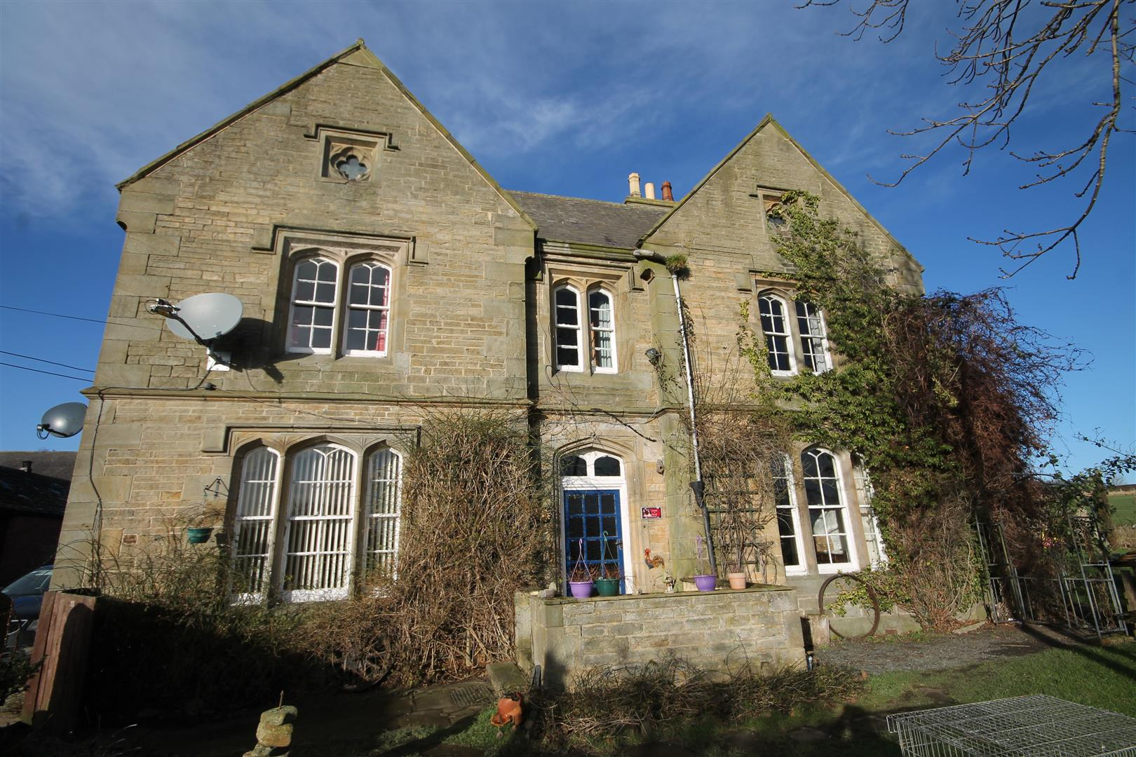 5 Bedrooms Detached House for rent in Brancepeth, Durham